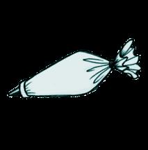 Icing Bag PNG - 49245