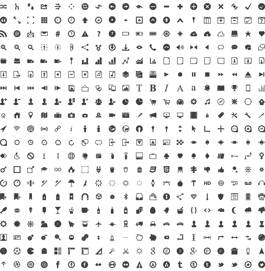 icon set png transparent icon set png images