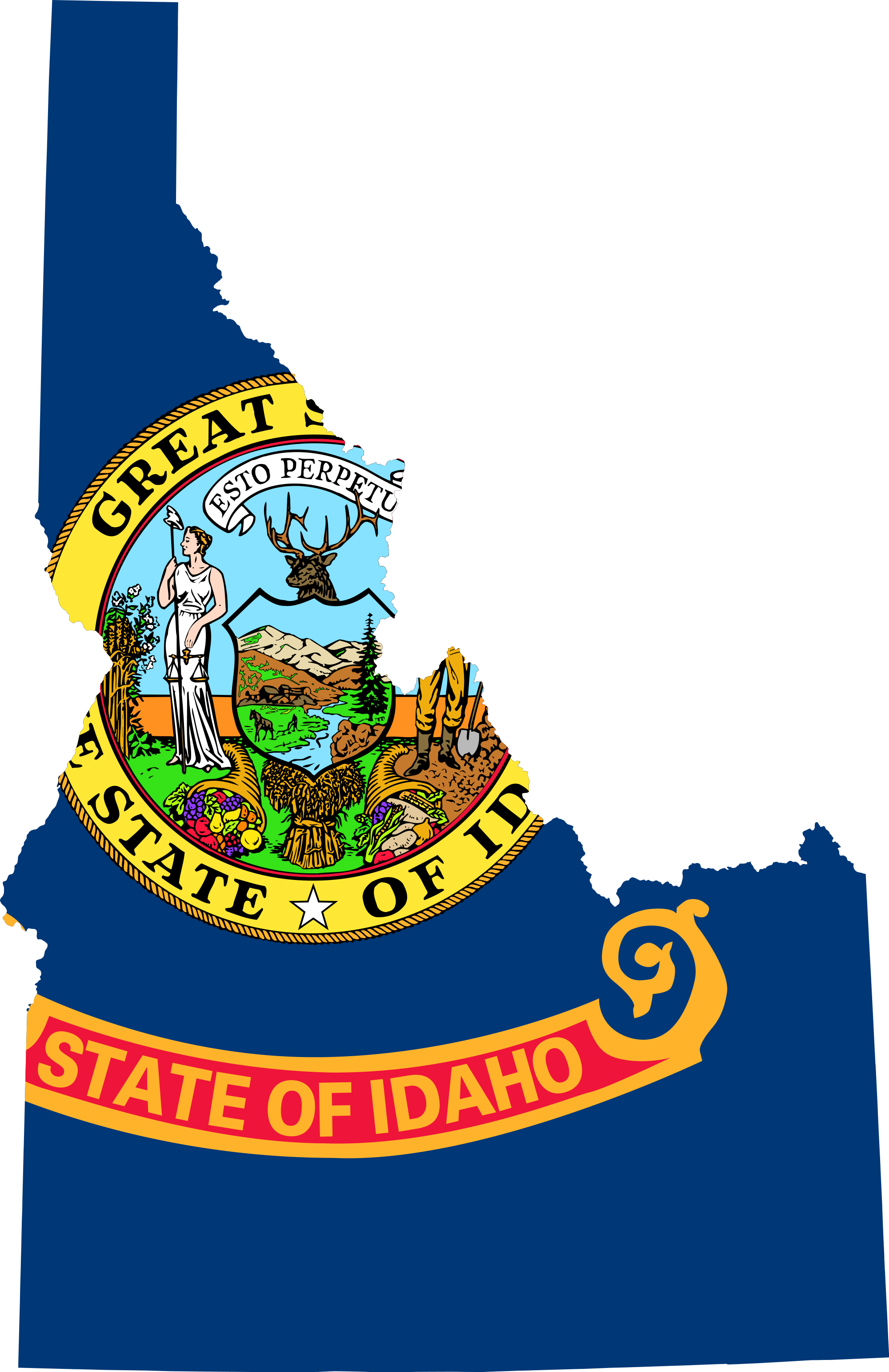 Idaho PNG - 53226