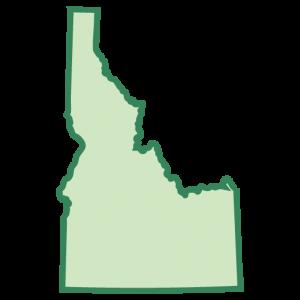 Idaho PNG - 53239