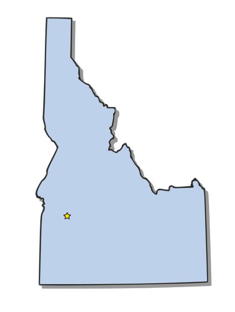Idaho PNG - 53224