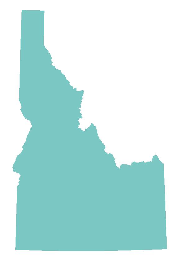 Idaho PNG - 53227