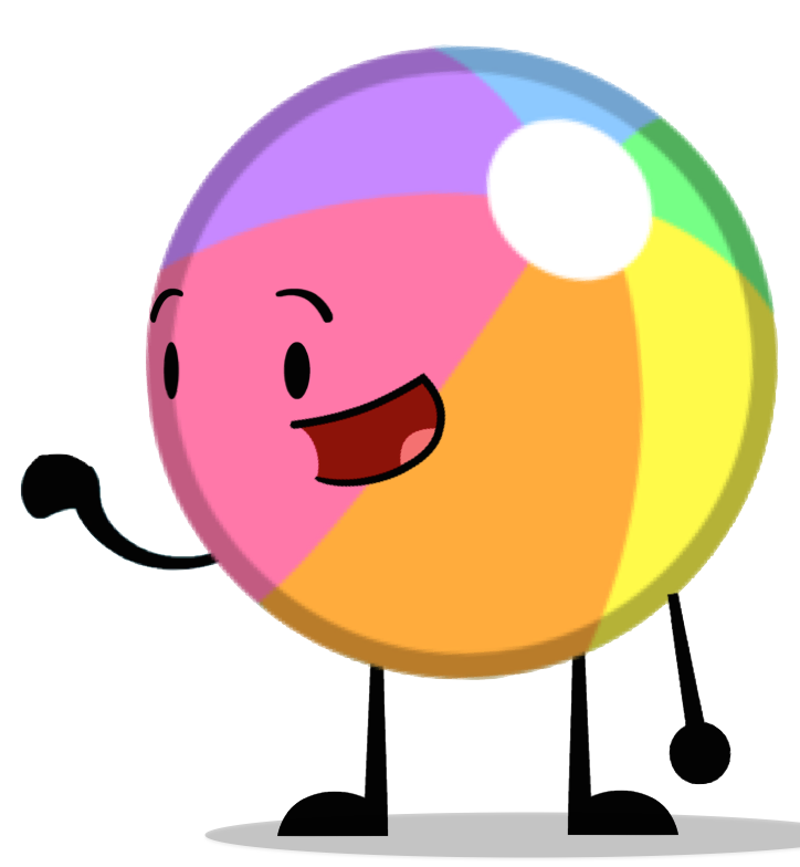 Beach Ball Idle.png - Idle PNG