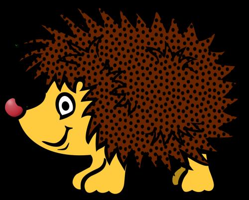 Cartoon igelkott - Igelkott PNG