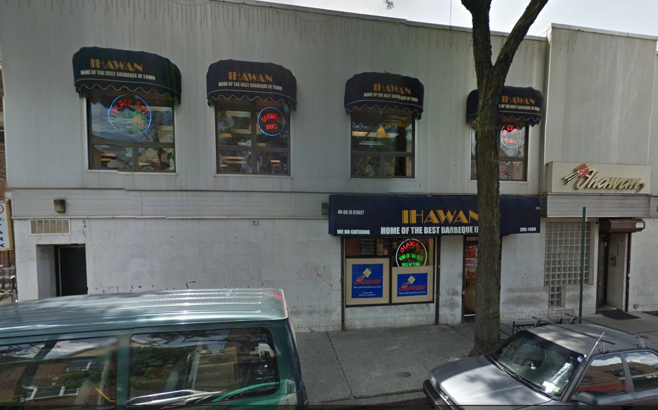 A Filipino restaurant in New York Temporarily Shut Down Due to Violations -  USA - Ihawan PNG