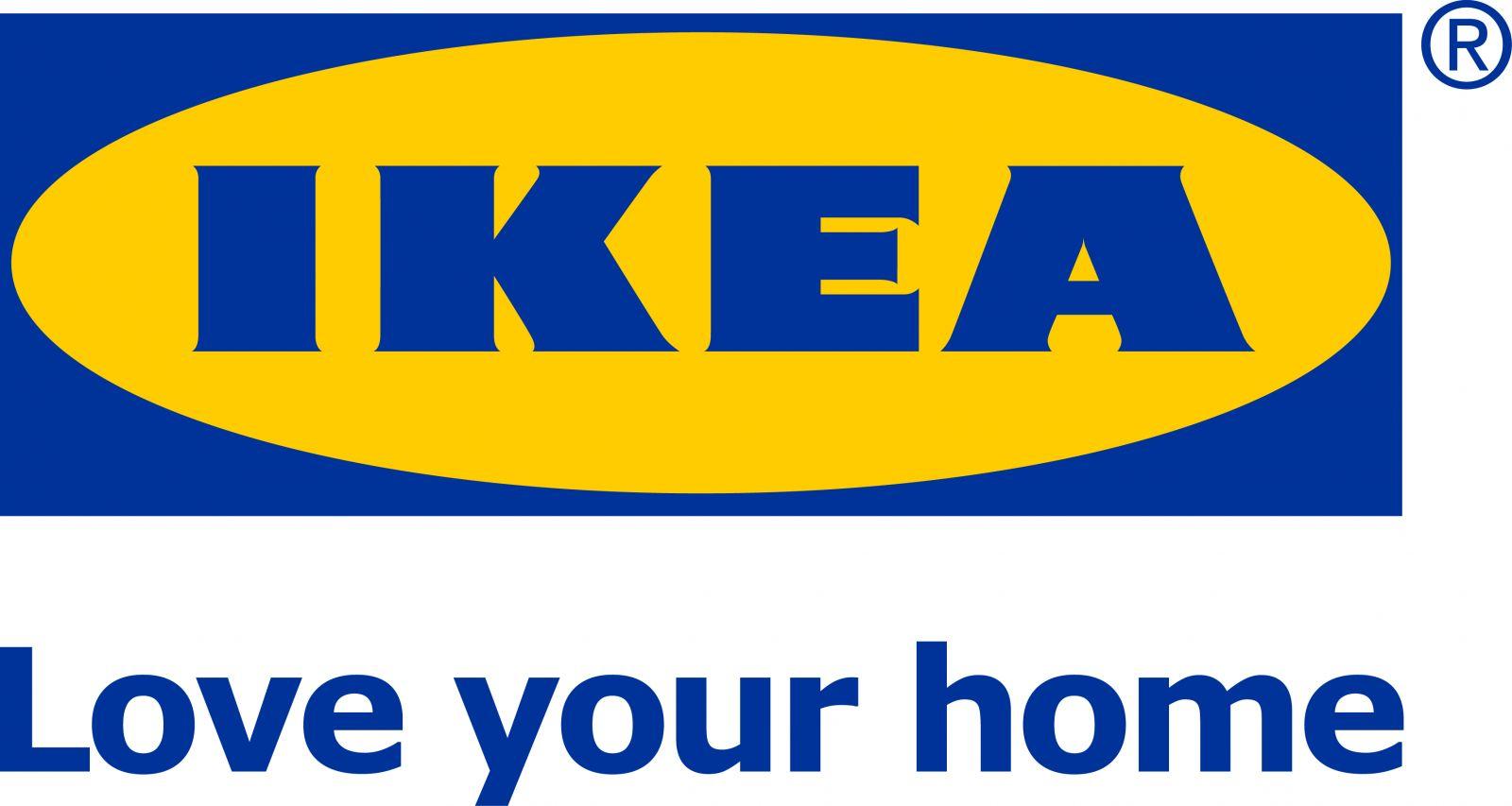 شعار شركة ايكيا IKEA logo png PlusPng.com  - Ikea Logo Eps PNG