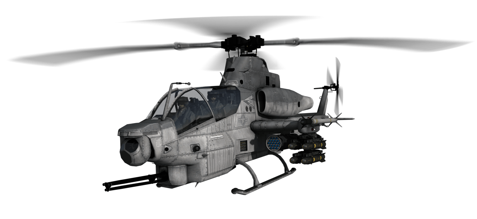 Illustration Army Helicopter - Army Helicopter PNG