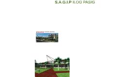 S.A.G.I.P ILOG PASIG - Ilog Pasig PNG