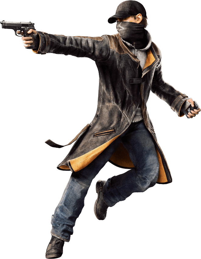 Watch Dogs PNG - 558