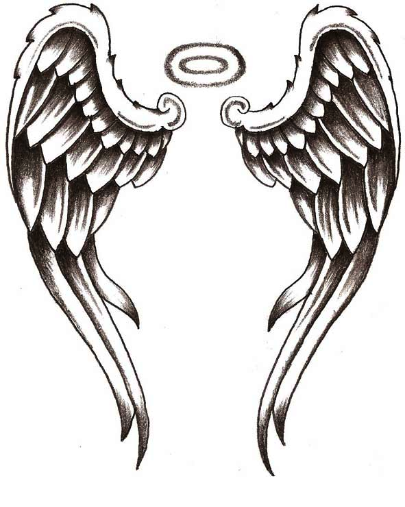 Image - Angel-wings-tattoo.png | VenturianTale Wiki | FANDOM powered by  Wikia - Wings Tattoos PNG