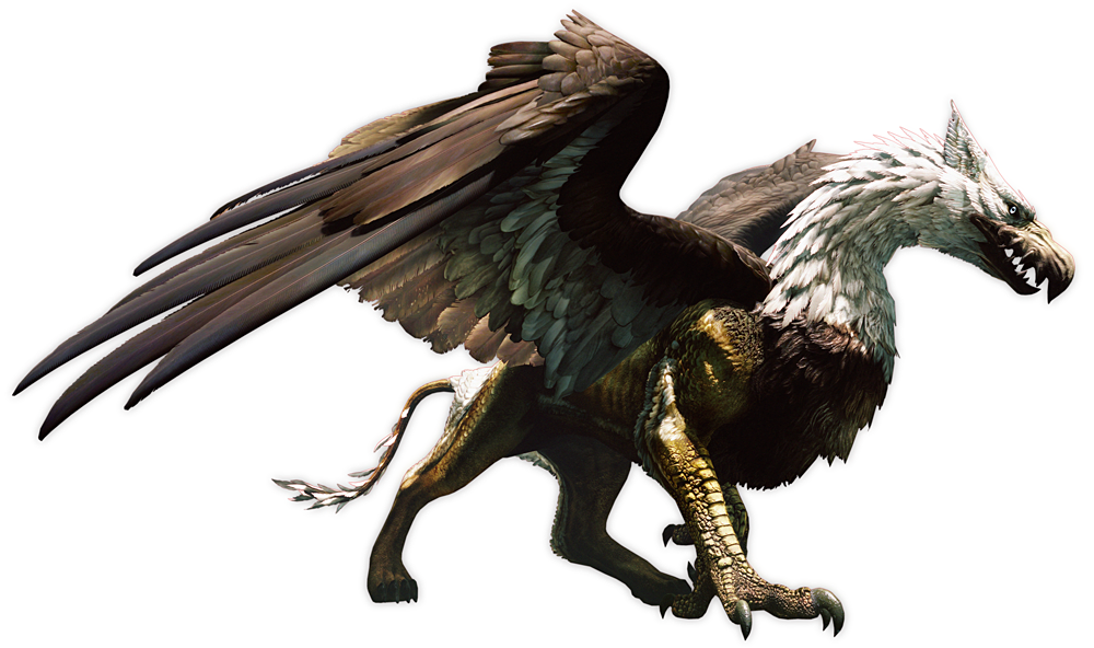 Griffin PNG - 4542