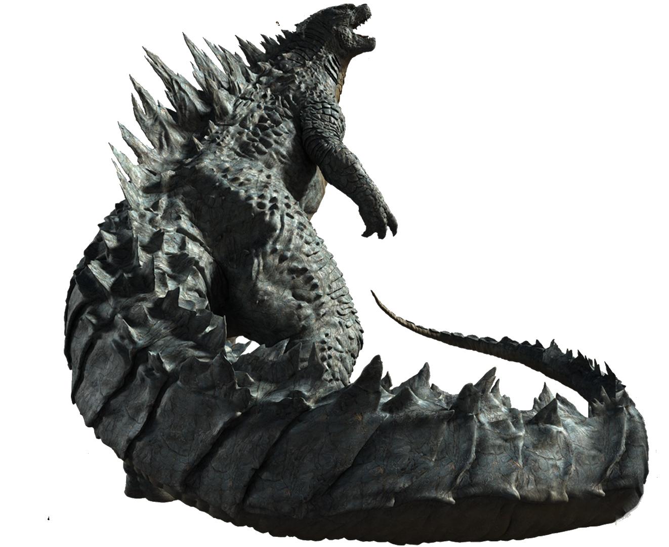 Godzilla PNG - 1402
