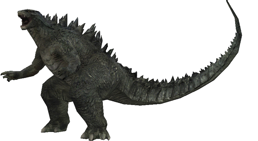 Image - Godzilla transparent.png   Fantendo - Nintendo Fanon Wiki   FANDOM  powered by Wikia - Godzilla PNG