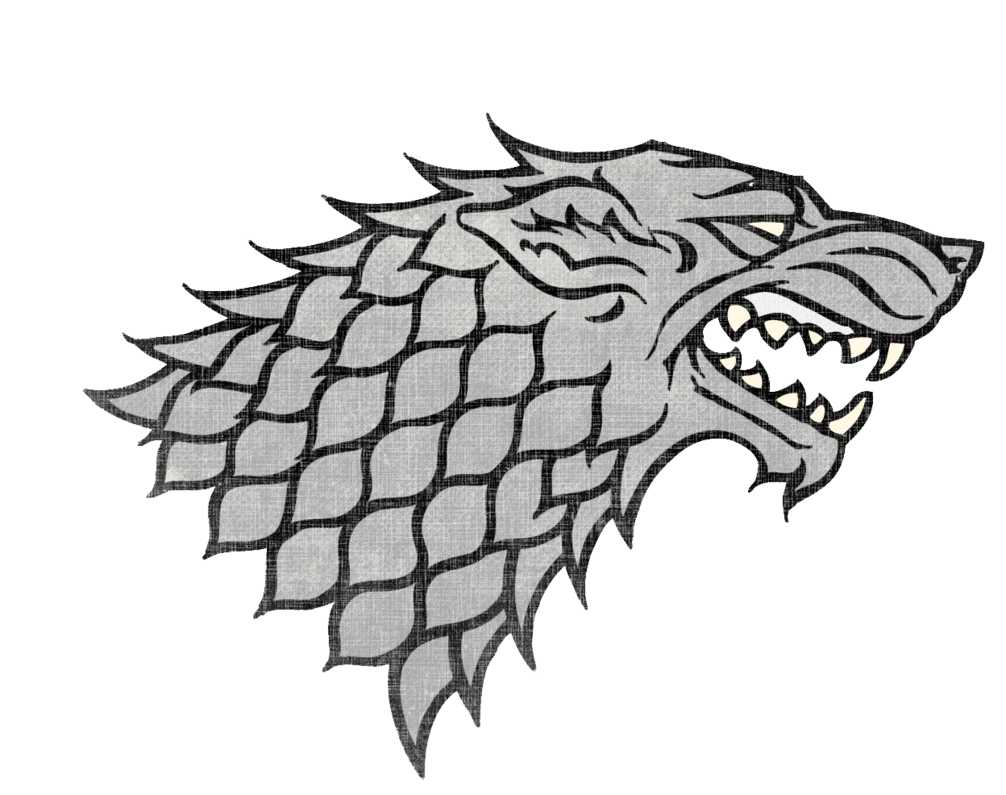 Image - House Stark Sigil (transparent).png | Game of Thrones Wiki | FANDOM  powered by Wikia - Game Of Thrones PNG