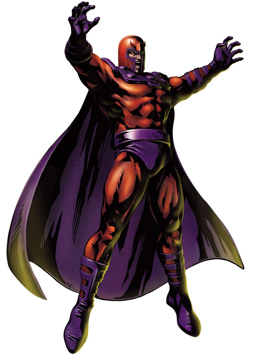 Magneto PNG - 2904