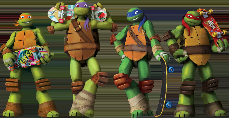 Michelangelo Ninja Turtle 2012