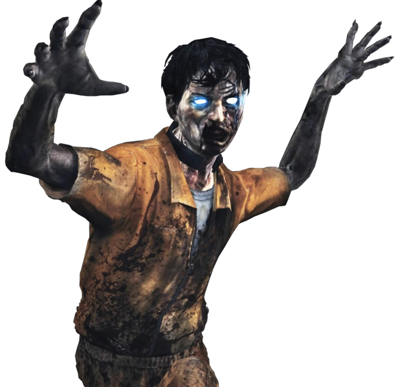 Image - Zombie render BOII.png | Call of Duty Wiki | FANDOM powered by Wikia - Zombie PNG