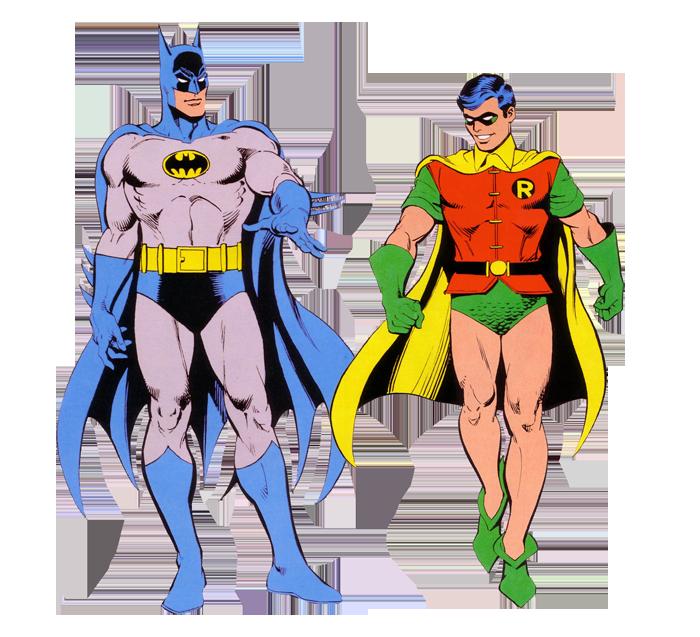 Superhero Robin PNG - 4159