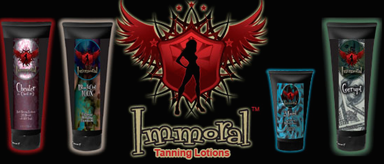 Immoral Tanning - Immoral PNG