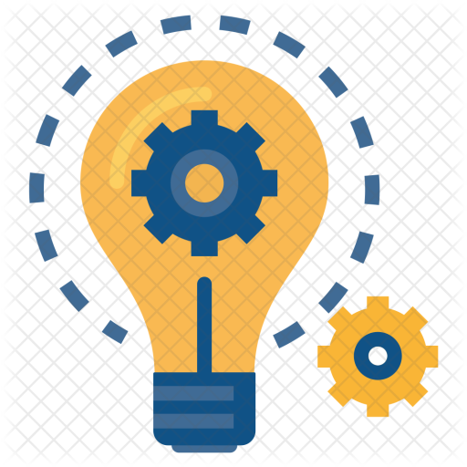 Evaluate, Business, Idea, Innovation, Concept, Implementation Icon - Implementation PNG