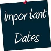 important-dates - Important Dates PNG