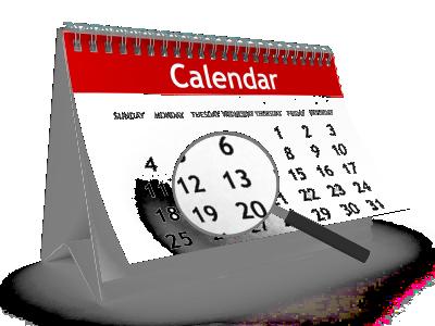 important-dates.png PlusPng.com  - Important Dates PNG