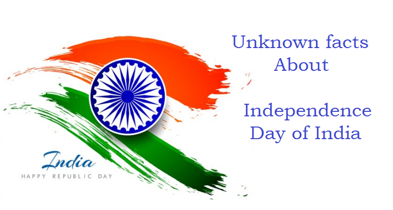 Some Unrevealed Facts about Independence Day India - Independence Day PNG