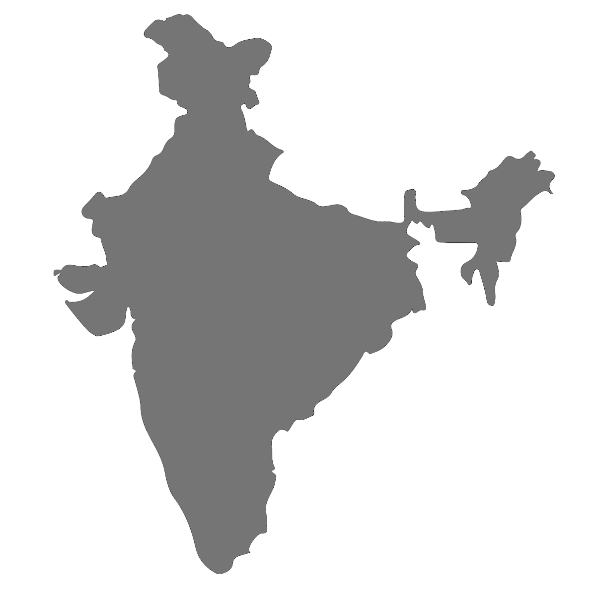India PNG - 16893