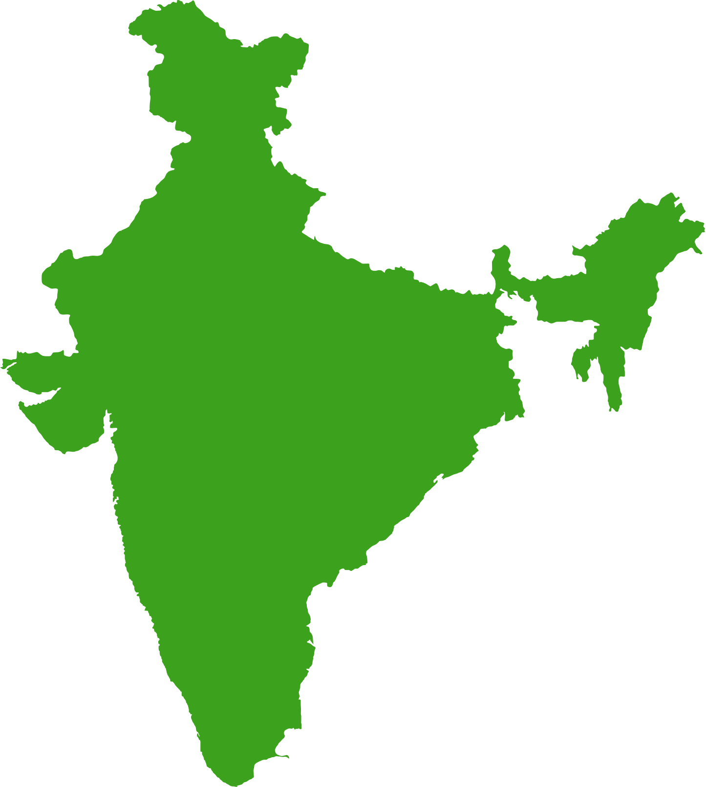 File:India-coor-locator.png - India PNG