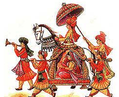 Indian Dulha Dulhan PNG - 63423