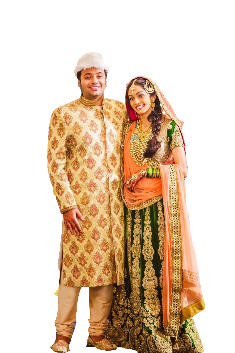 Success Stories - Indian Dulha Dulhan PNG