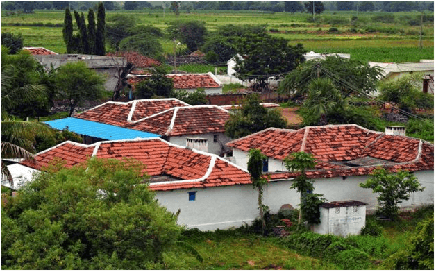 Ramachandrapuram - Indian Village PNG