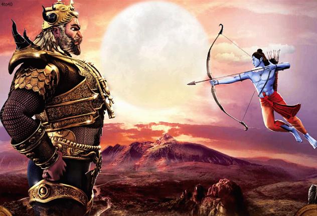 Hanuman - Indian Warrior PNG HD