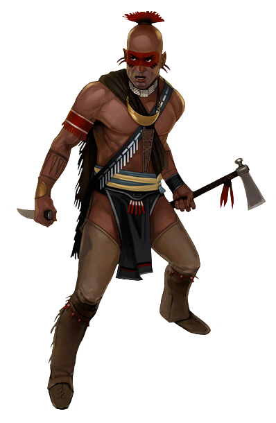 Indian Warrior PNG HD - 150707