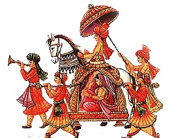 Indian Wedding PNG Vector - 56580