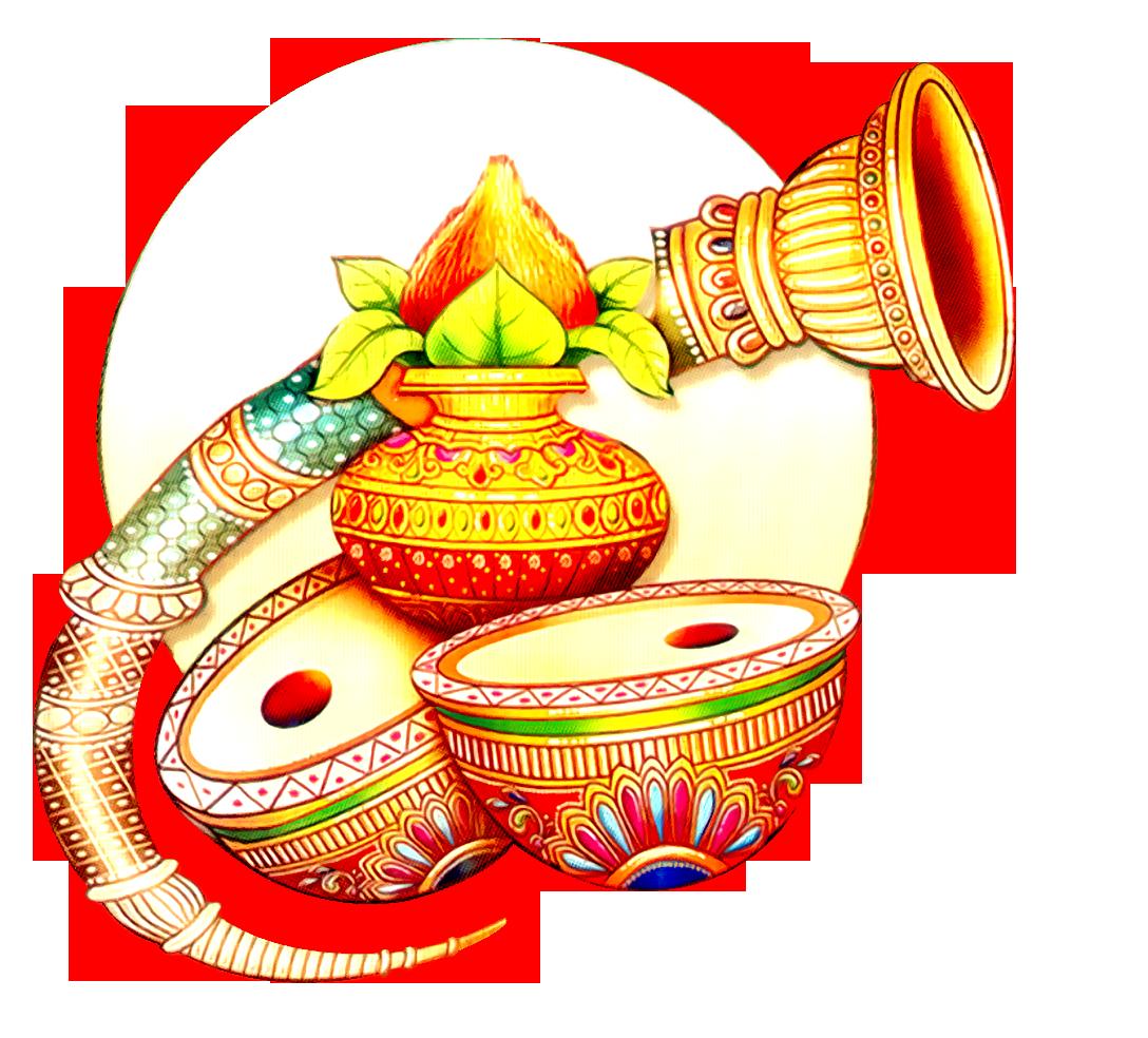 Indian Wedding PNG Vector - 56568