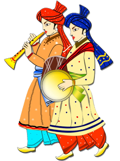 Indian Wedding PNG Vector