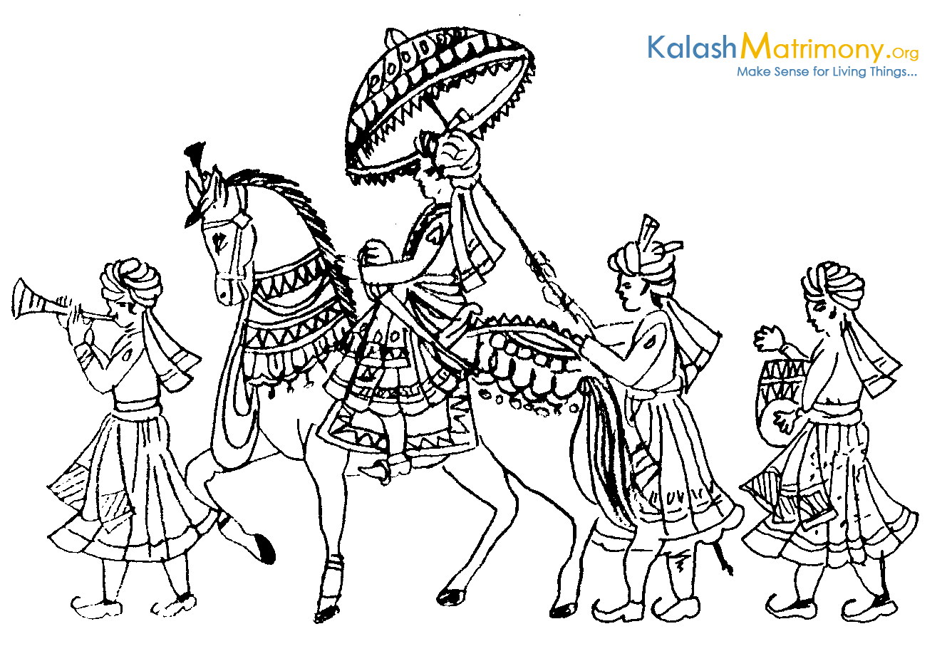 Indian Wedding PNG Vector - 56581