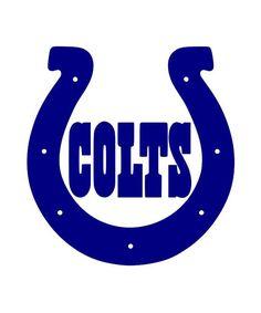 Indianapolis Colts Logo Vector PNG - 37648