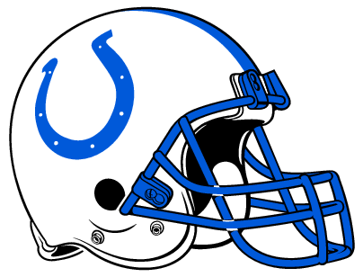 Indianapolis Colts Logo Vector PNG - 37653