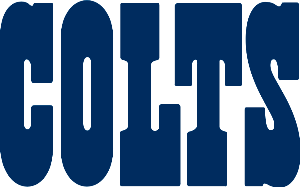 File:Indianapolis Colts wordmark.png - Indianapolis Colts Logo Vector PNG