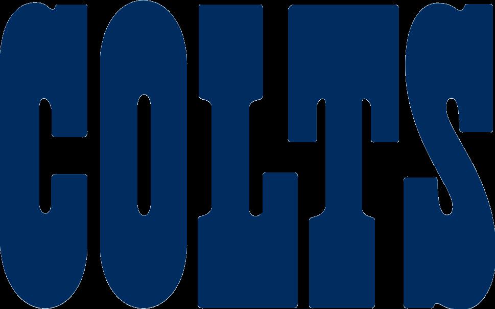 Indianapolis Colts Logo Vector PNG - 37655