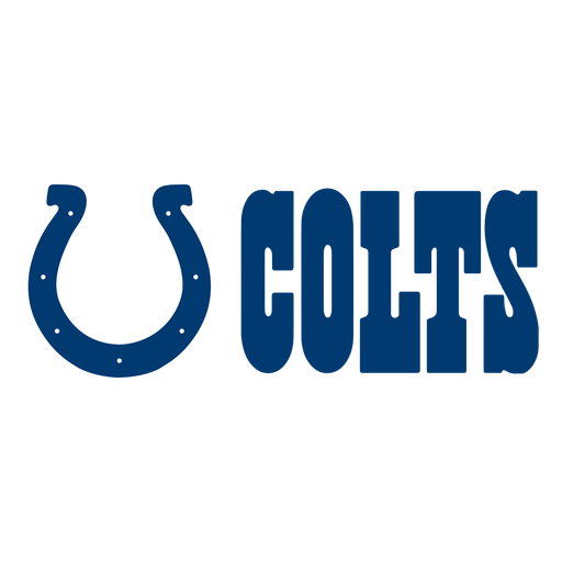 Indianapolis Colts Logo Vector PNG - 37646