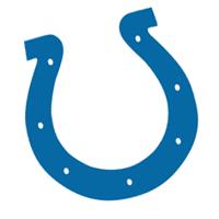 Indianapolis Colts Logo Vector PNG - 37650