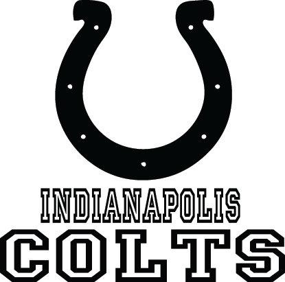 Indianapolis Colts Logo Vector PNG - 37659