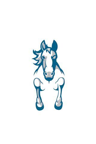 Indianapolis Colts Logo Vector PNG - 37660