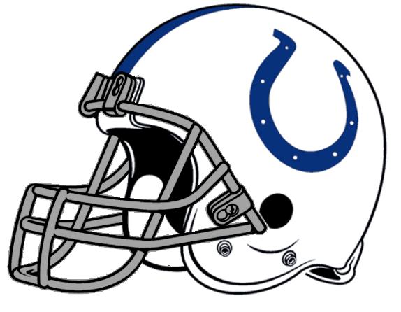 Indianapolis Colts Logo Vector PNG - 37654