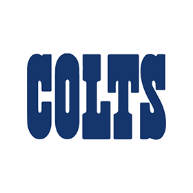Indianapolis Colts Wordmark logo vector download - Indianapolis Colts Logo Vector PNG