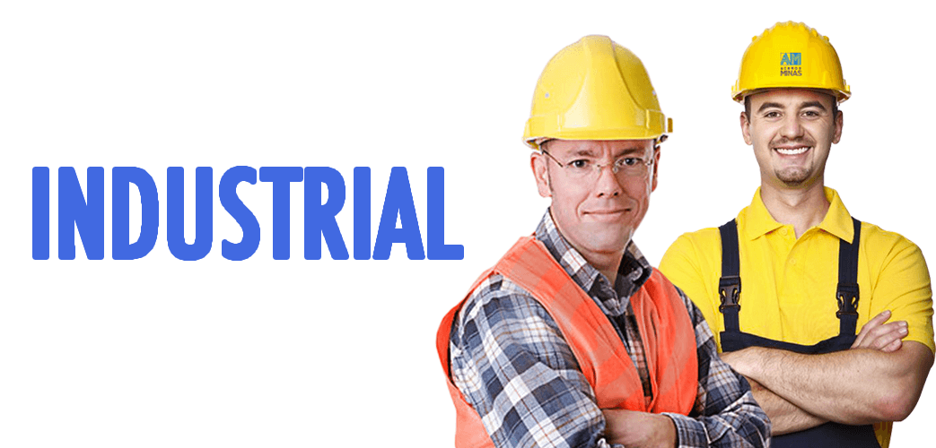 industrial. INDUSTTRIAL_FUSION.png - Industrialworker HD PNG