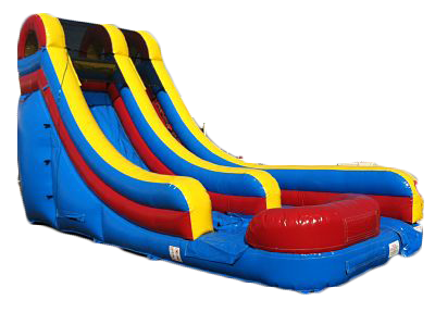 . PlusPng.com 18-water-slide.png PlusPng.com  - Inflatable Water Slide PNG